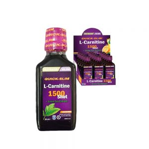 Nutraxin Quick-Slim L-Carnitine Shot